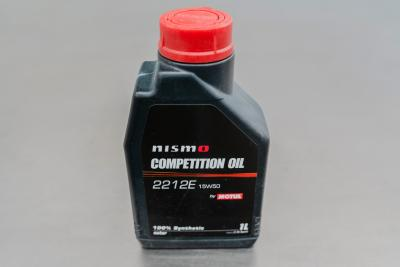 MOTUL Масло моторное NISMO COMPETITION OIL 2212E 15W-50, 1л Фото