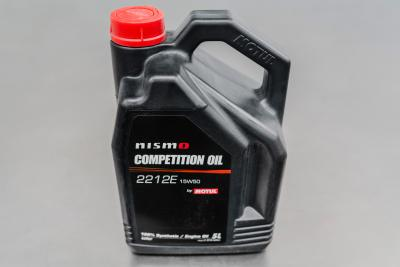 MOTUL Масло моторное NISMO COMPETITION OIL 2212E 15W-50, 5л Фото
