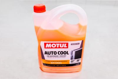 MOTUL Антифриз Inugel Optimal (Оранжевый) Фото